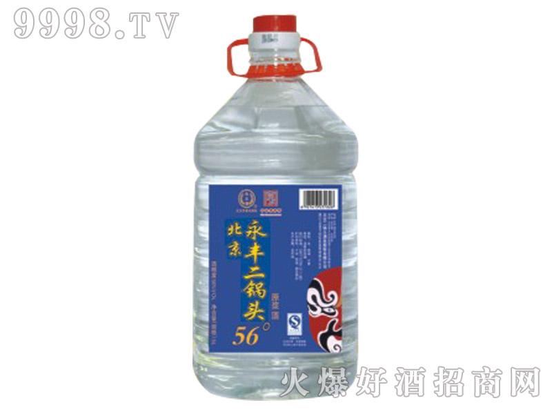 永丰京韵原浆北京二锅头酒56度5L