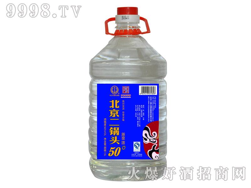 永丰京韵原浆北京二锅头酒50度5L