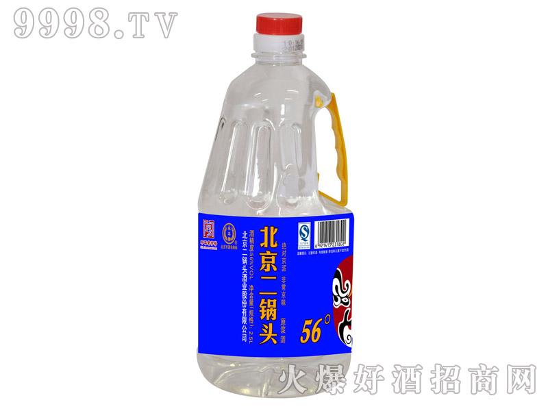 永丰京韵原浆北京二锅头酒56度2L