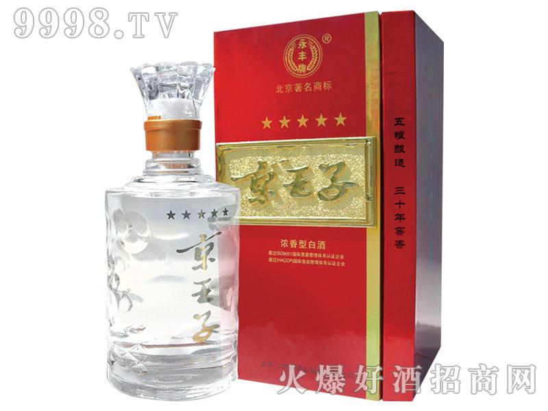 京王子五星酒42度500ml