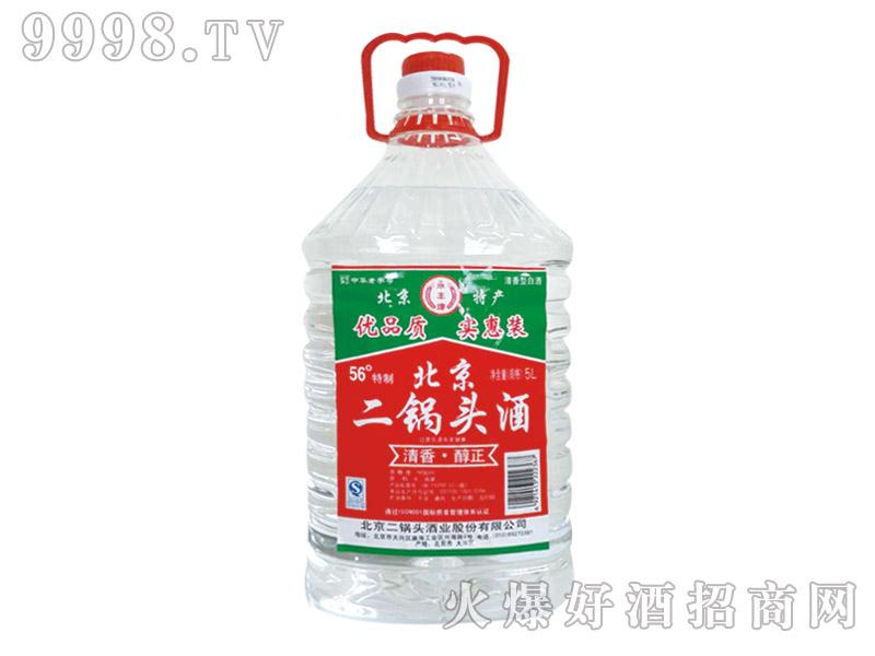 永丰牌北京二锅头酒56度5L