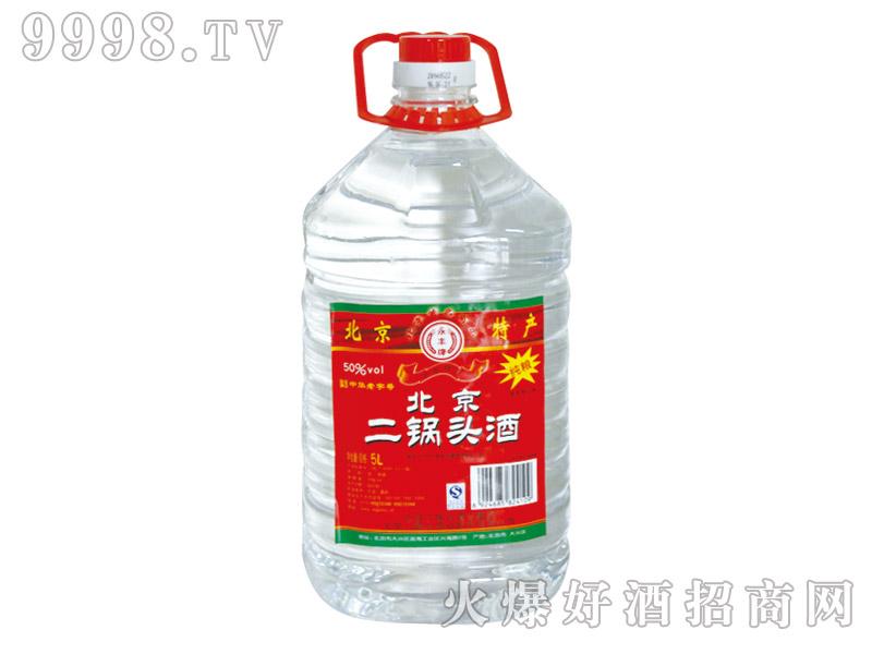 永丰牌北京二锅头酒50度5L