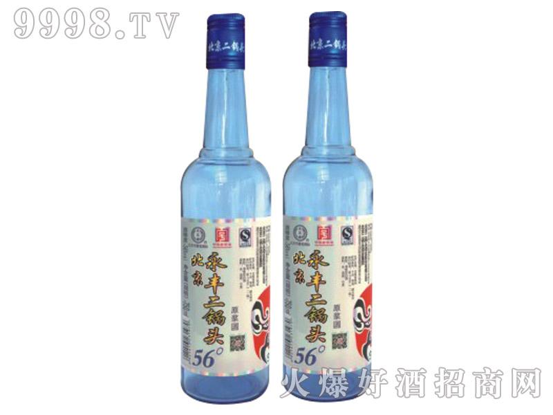 永丰京韵原浆北京二锅头酒42度750ml