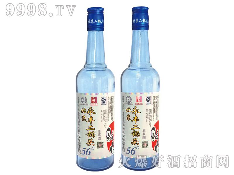 永丰京韵原浆北京二锅头酒56度500ml
