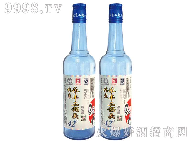 永丰京韵原浆北京二锅头酒42度500ml