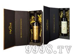 五线谱系列之哆睿干红葡萄酒