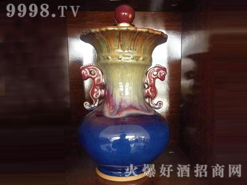 封坛原浆酒(深蓝)