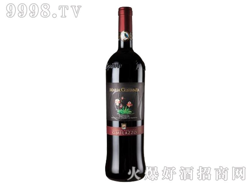 意大利米莱庄园优雅夫人红葡萄酒