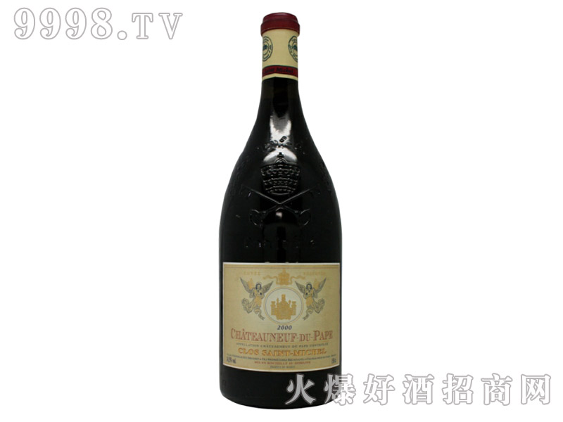 法国教皇新堡圣米雪儿酒庄干红葡萄酒