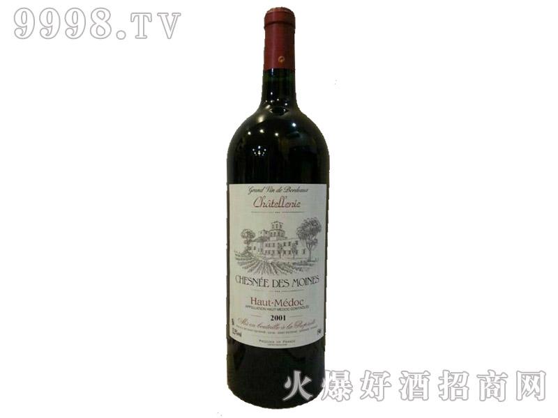 法国修道士干红葡萄酒