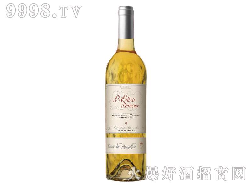 法国圣培露天然甜白葡萄酒