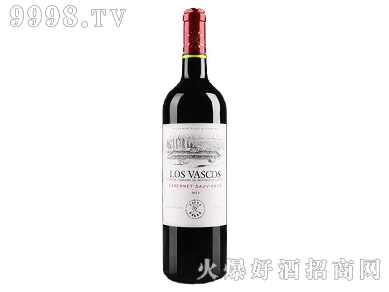 智利巴斯克卡本妮苏维翁红葡萄酒(华师歌)