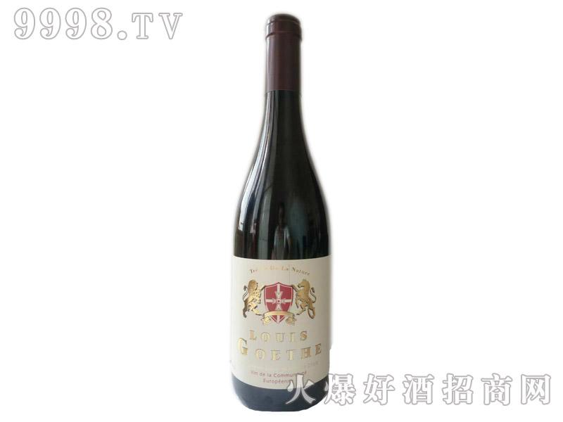 法国歌德士侯爵红葡萄酒