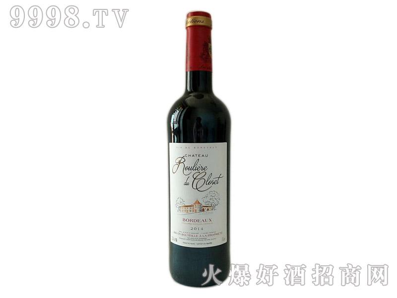法国利雅城堡干红葡萄酒