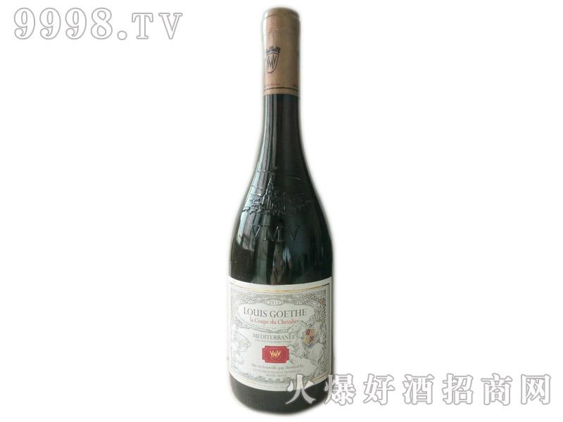 法国路易歌德骑士干红葡萄酒