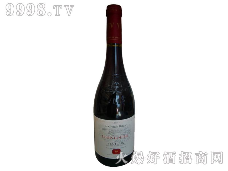 法国路易歌德教皇修道院干红葡萄酒
