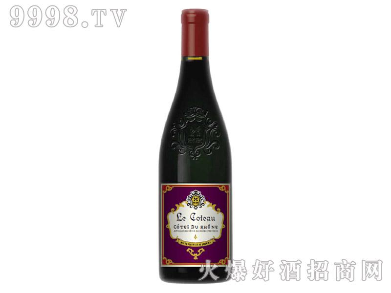 法国拉库干红葡萄酒