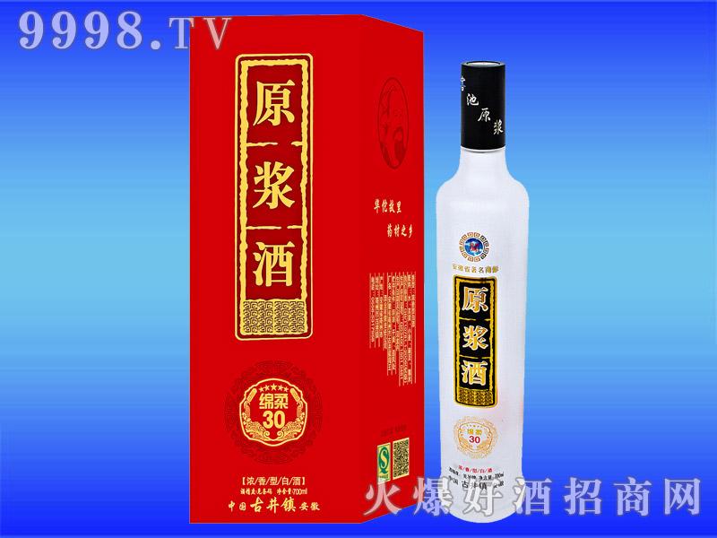 闯王酒业原浆酒绵柔30 700ml