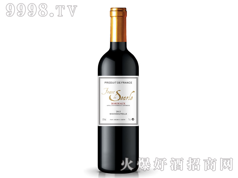 OEM赤霞珠干红葡萄酒2013