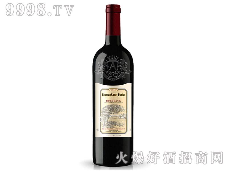 OEM赤霞珠西拉干红葡萄酒2014