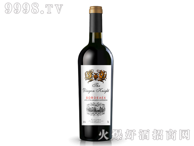 OEM西拉干红葡萄酒750ml