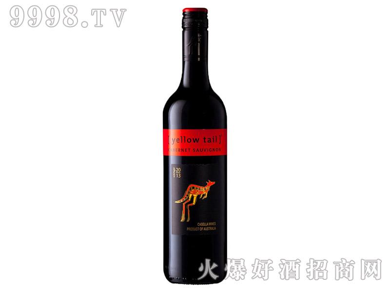 澳洲黄尾袋鼠赤霞珠干红葡萄酒2013
