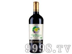 蓝图・匠心特选有机干红葡萄酒