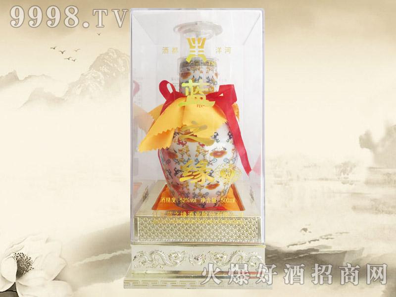 蓝之缘酒典藏30(500ml)