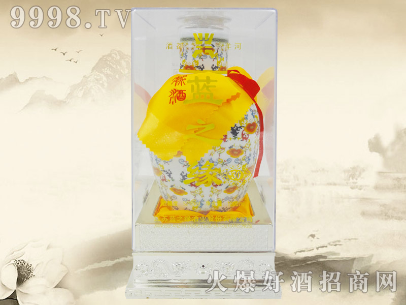 蓝之缘酒典藏30(1000ml)