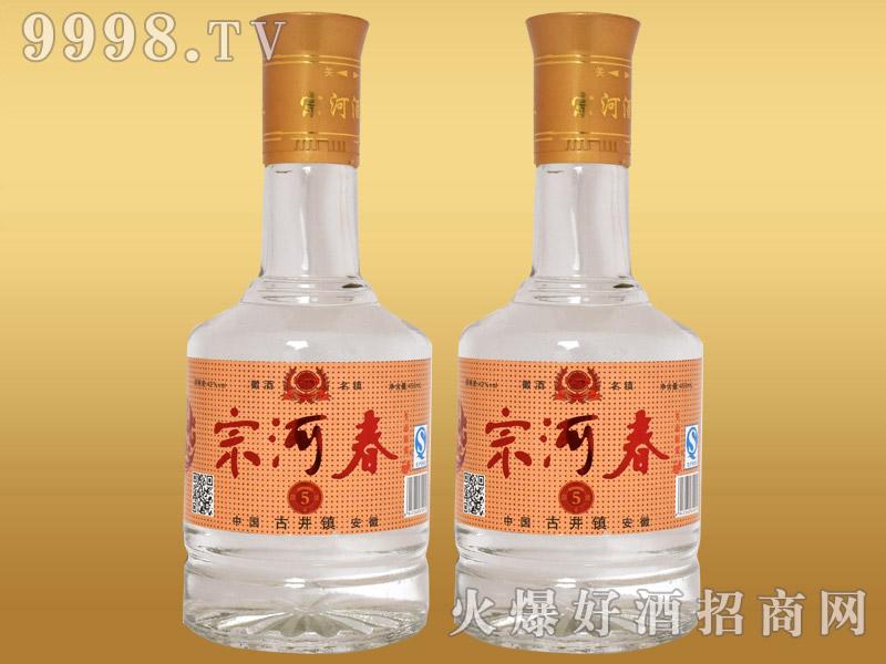 宗河春生态原浆酒5