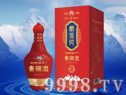 藏佳纯青稞酒・青稞原浆