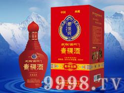 藏佳纯青稞酒・青稞佳酿