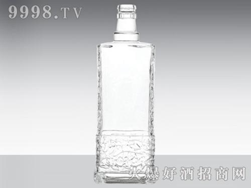 晶白玻璃瓶绵柔尖庄CP-804-500ml