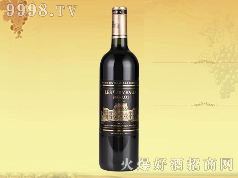 乐慕美乐干红葡萄酒