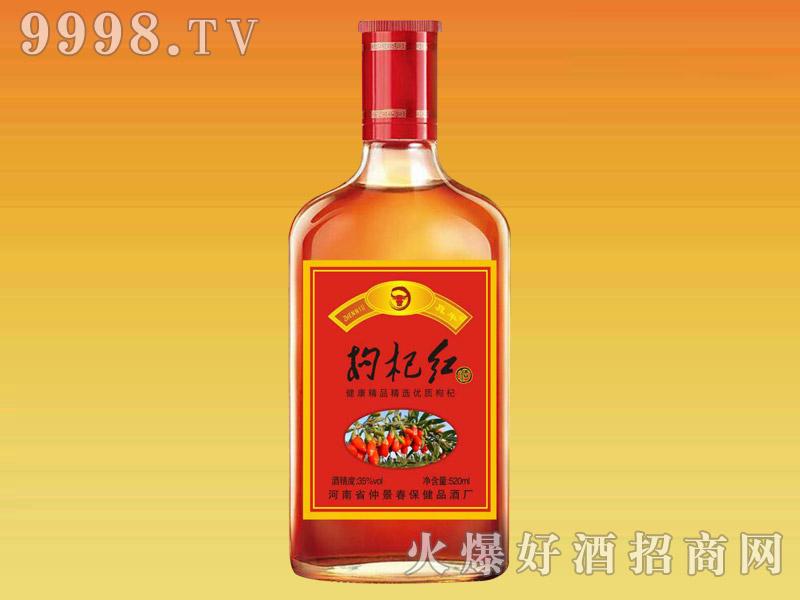 真牛枸杞红酒520ml