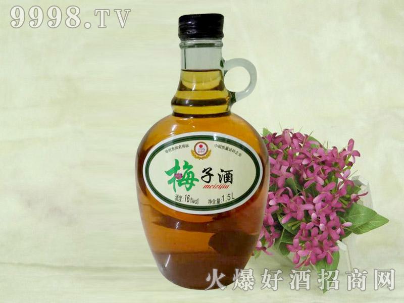 芦溪红梅子酒