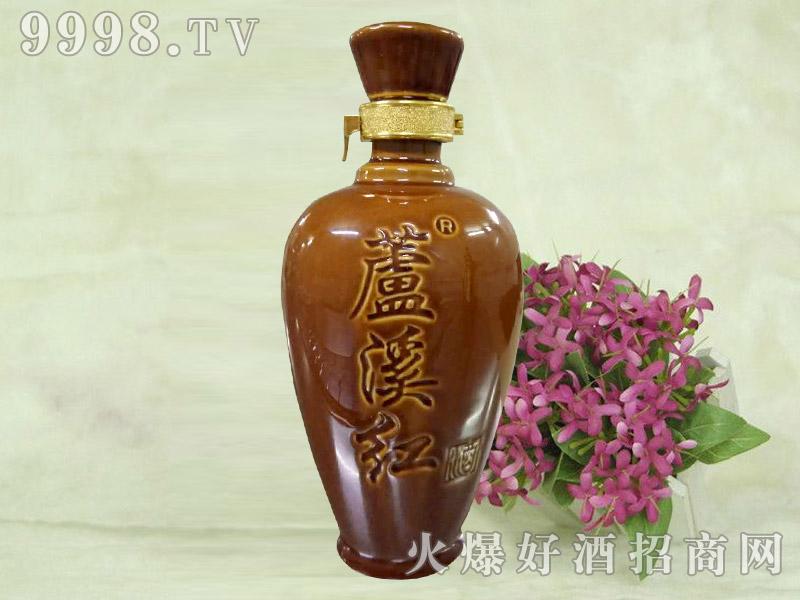 芦溪红坛装酒