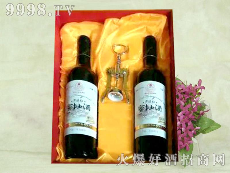 芦溪红蜜柚酒礼盒
