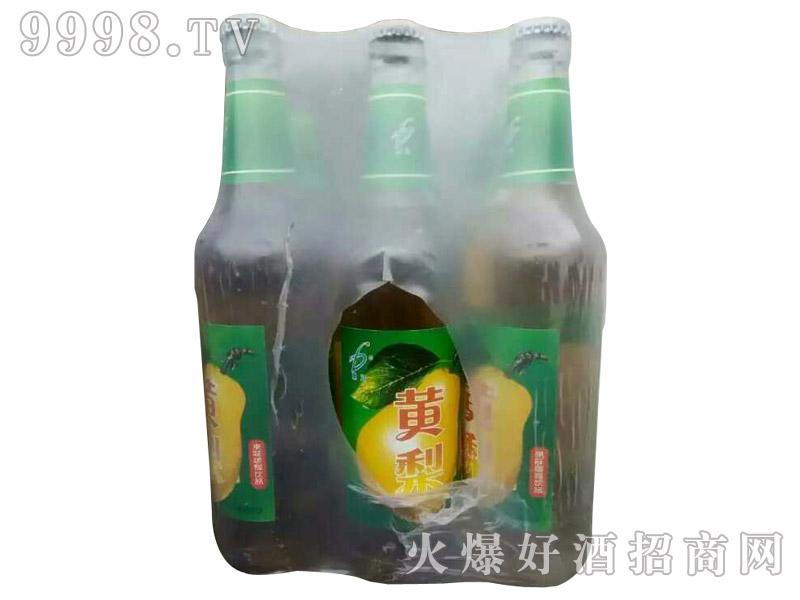 黄梨碳酸性饮品