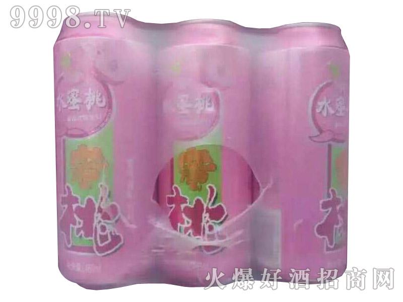水蜜桃果味塑包