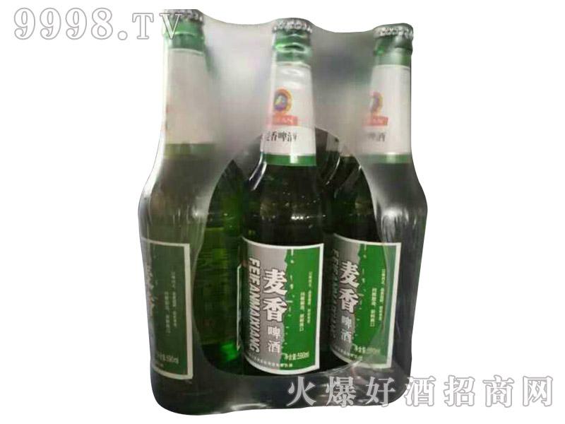 麦香啤酒瓶装