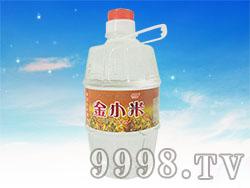 金小米酒60%原浆酒1000ml