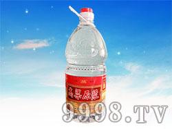 高粱原浆酒红标4.5L桶