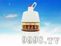 高粱原浆酒4.5L桶