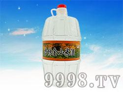 吉林金小米酒4.5L桶