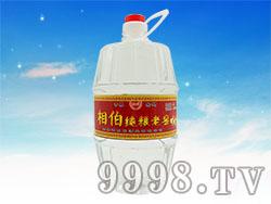 相伯纯粮老窖酒4.5L桶