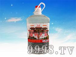 榆树大曲酒4.5L桶