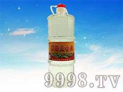 相伯金小米酒4000ml