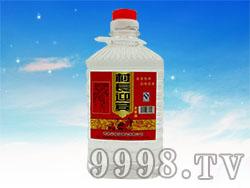 村长迎宾-老窖酒5000ml
