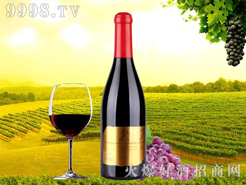 格拉芙1997干红葡萄酒